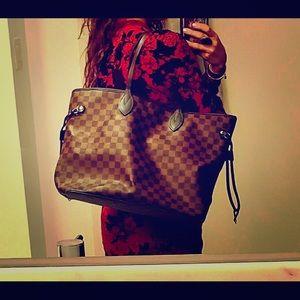 Neverfull MM replica purse